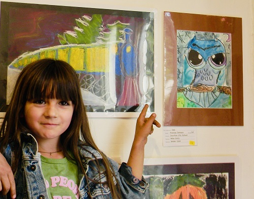 2021 Young Artist Showcase student